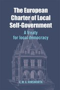 Cover for The European Charter of Local Self-Government