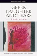 Cover for Greek Laughter and Tears