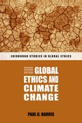 Cover for Global Ethics and Climate Change