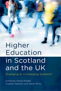 Cover for Higher Education in Scotland and the UK