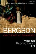 Cover for Bergson and the Art of Immanence