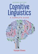 Cover for Cognitive Linguistics