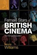 Cover for Female Stars of British Cinema