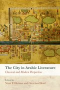 Cover for The City in Arabic Literature