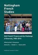 Cover for Still French? France and the Challenge of Diversity, 1985-2015