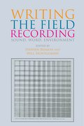 Cover for Writing the Field Recording