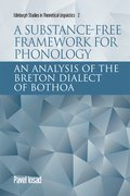 Cover for A Substance-free Framework for Phonology