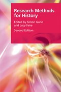 Cover for Research Methods for History