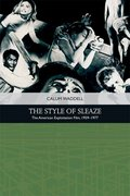 Cover for The Style of Sleaze - 9781474409254