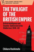 Cover for The Twilight of the British Empire