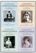 Cover for The Edinburgh Edition of the Collected Works of Katherine Mansfield