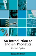 Cover for An Introduction to English Phonetics - 9781474411769