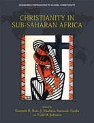 Cover for Christianity in Sub-Saharan Africa