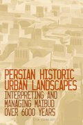 Cover for Persian Historic Urban Landscapes