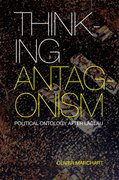 Cover for Thinking Antagonism