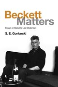 Cover for Beckett Matters