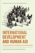 Cover for International Development and Human Aid