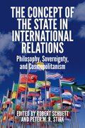 Cover for The Concept of the State in International Relations