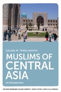 Cover for Muslims of Central Asia
