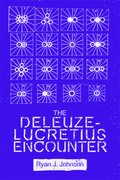 Cover for The Deleuze-Lucretius Encounter