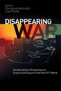 Cover for Disappearing War