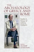 Cover for The Archaeology of Greece and Rome