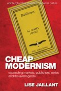 Cover for Cheap Modernism