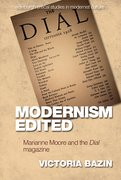 Cover for Modernism Edited
