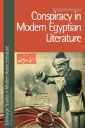 Cover for Conspiracy in Modern Egyptian Literature
