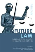 Cover for Future Law