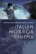 Cover for Italian Horror Cinema