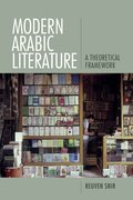 Cover for Modern Arabic Literature