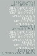 Cover for Speculative Art Histories