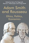 Cover for Adam Smith and Rousseau