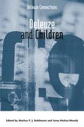 Cover for Deleuze and Children