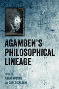 Cover for Agamben