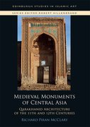 Cover for Medieval Monuments of Central Asia