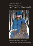 Cover for The Edinburgh Companion to Anthony Trollope