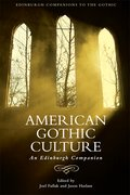 Cover for American Gothic Culture