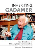 Cover for Inheriting Gadamer