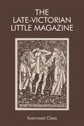 Cover for The Late-Victorian Little Magazine
