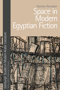 Cover for Space in Modern Egyptian Fiction