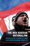 Cover for The New Russian Nationalism