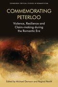 Cover for Commemorating Peterloo