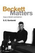 Cover for Beckett Matters