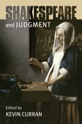 Cover for Shakespeare and Judgment