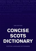Cover for Concise Scots Dictionary