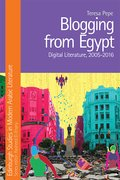 Cover for Blogging from Egypt