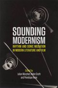 Cover for Sounding Modernism