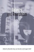 Cover for Deleuze and Anarchism